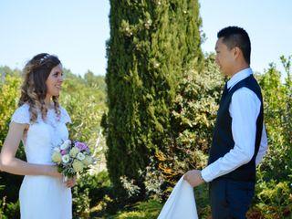 Le nozze di Valentina e Mengzheng