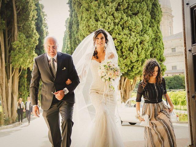 Il matrimonio di Tommaso e Ilaria a Assisi, Perugia 20
