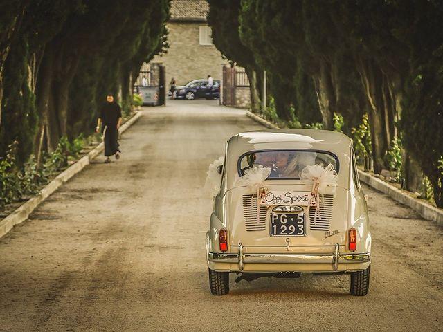 Il matrimonio di Tommaso e Ilaria a Assisi, Perugia 2