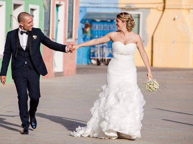 Le nozze di Vanessa e Federico