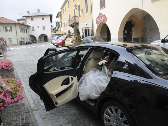 Il matrimonio di Mauro e Giada a Peveragno, Cuneo 8