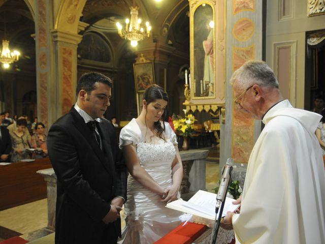 Il matrimonio di Mauro e Giada a Peveragno, Cuneo 11