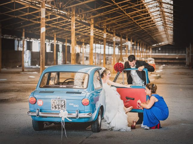 Il matrimonio di Sharon e Marco a La Spezia, La Spezia 16