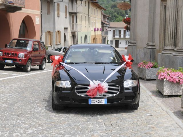 Il matrimonio di Mauro e Giada a Peveragno, Cuneo 22