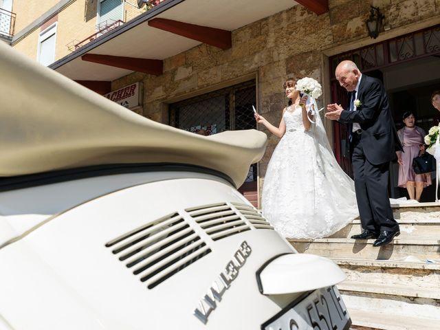 Il matrimonio di Vincenzo e Roberta a Castelpetroso, Isernia 10