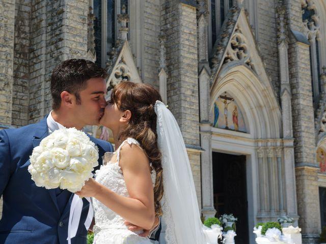 Il matrimonio di Vincenzo e Roberta a Castelpetroso, Isernia 19