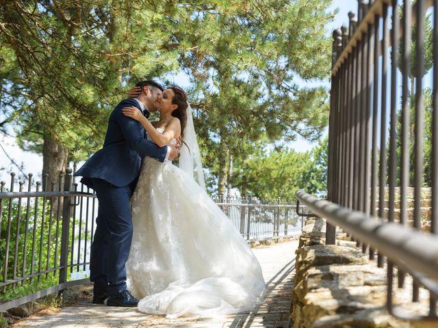 Il matrimonio di Vincenzo e Roberta a Castelpetroso, Isernia 20