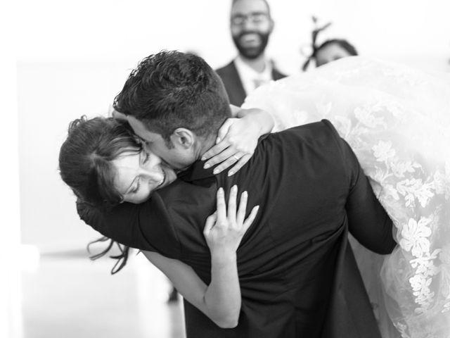 Il matrimonio di Vincenzo e Roberta a Castelpetroso, Isernia 25