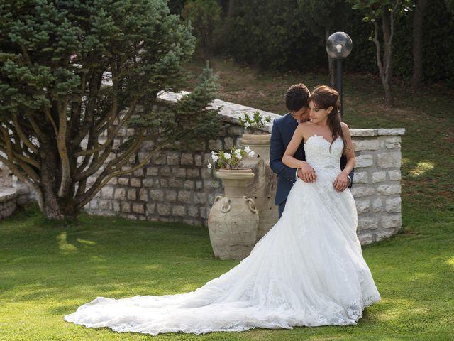 Il matrimonio di Vincenzo e Roberta a Castelpetroso, Isernia 28
