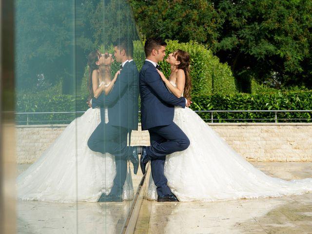 Il matrimonio di Vincenzo e Roberta a Castelpetroso, Isernia 30