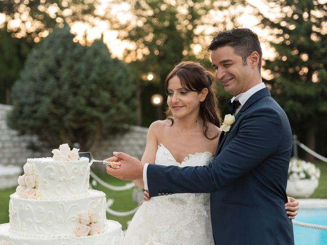 Il matrimonio di Vincenzo e Roberta a Castelpetroso, Isernia 31
