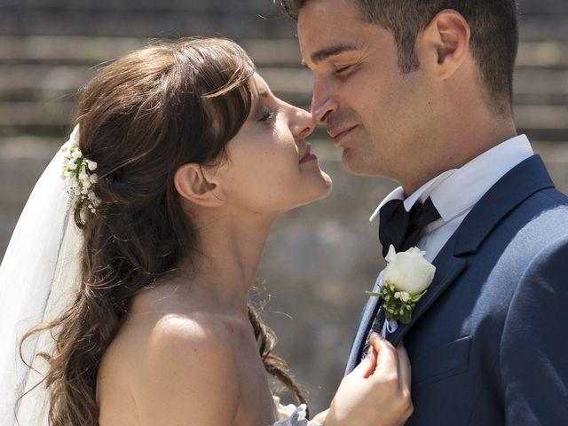 Il matrimonio di Vincenzo e Roberta a Castelpetroso, Isernia 35