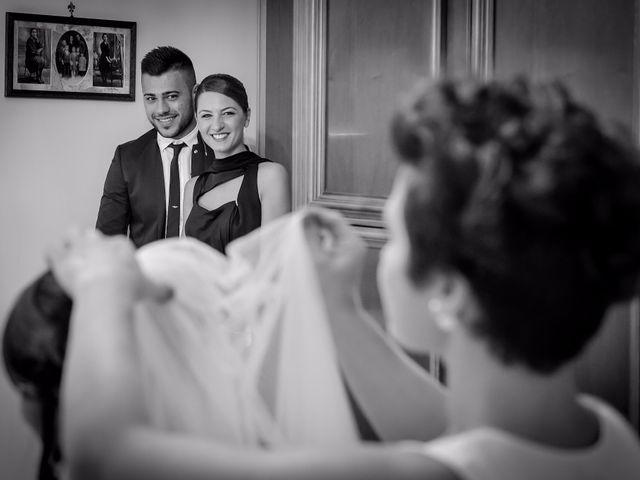 Il matrimonio di Mimmo e Anna Maria a Torre Santa Susanna, Brindisi 4