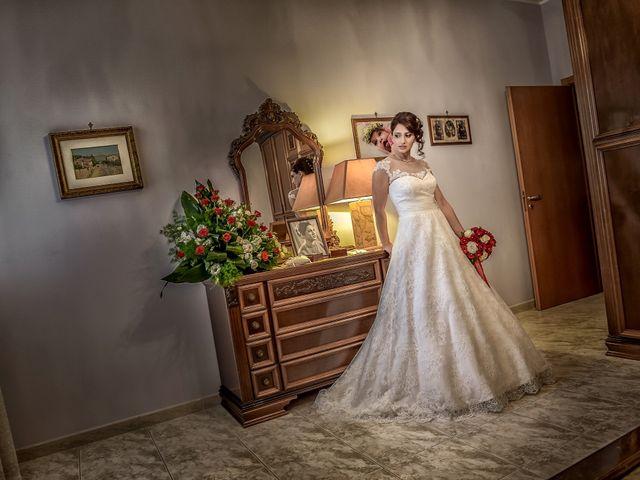 Il matrimonio di Mimmo e Anna Maria a Torre Santa Susanna, Brindisi 5
