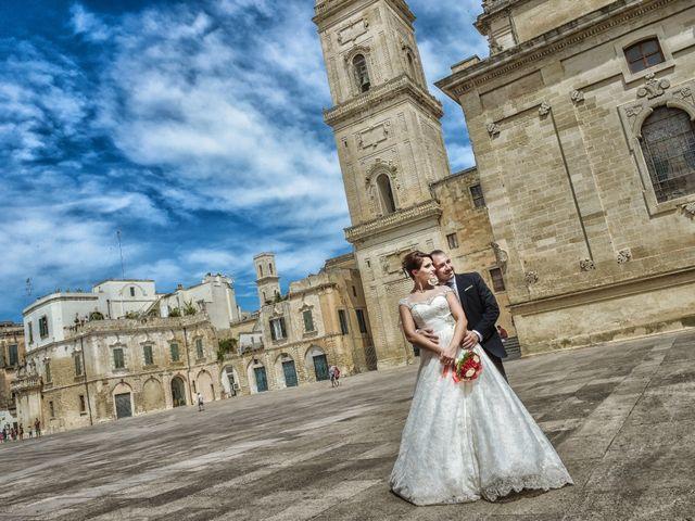 Il matrimonio di Mimmo e Anna Maria a Torre Santa Susanna, Brindisi 18
