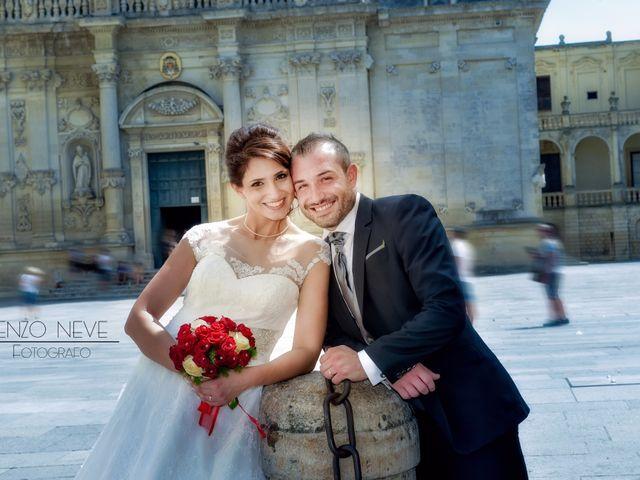 Il matrimonio di Mimmo e Anna Maria a Torre Santa Susanna, Brindisi 19