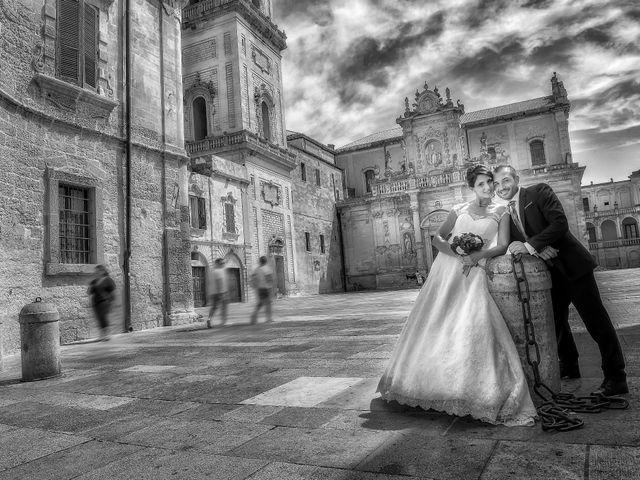 Il matrimonio di Mimmo e Anna Maria a Torre Santa Susanna, Brindisi 20