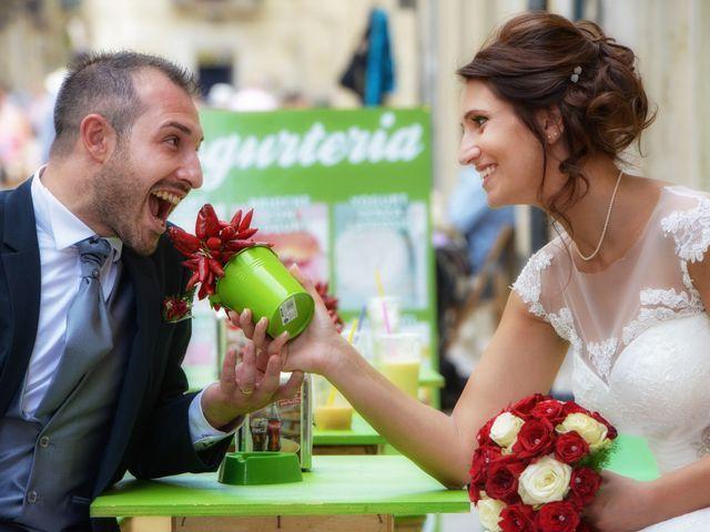 Il matrimonio di Mimmo e Anna Maria a Torre Santa Susanna, Brindisi 21