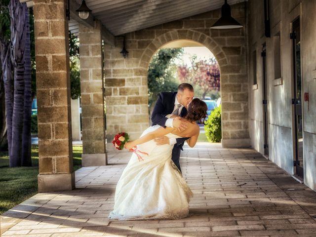 Il matrimonio di Mimmo e Anna Maria a Torre Santa Susanna, Brindisi 26