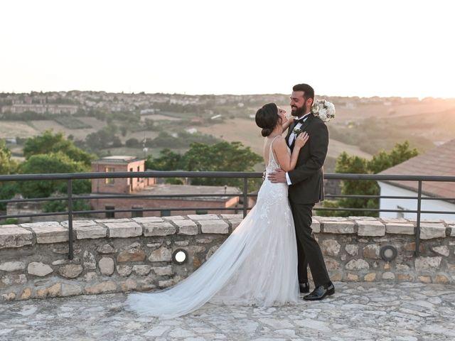 Le nozze di Vittoria  e Maurizio