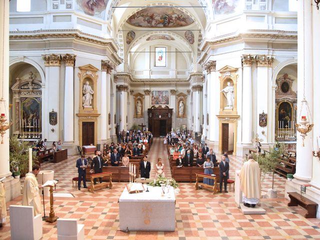 Il matrimonio di Andrea e Roberta a Lonato del Garda, Brescia 7