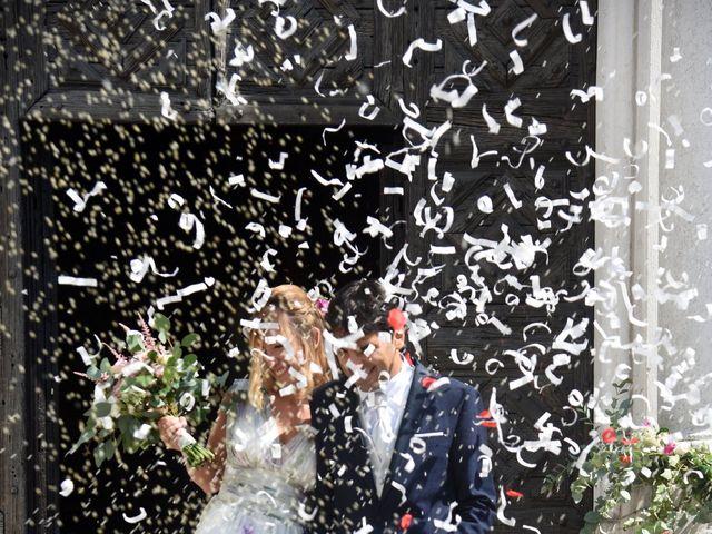Il matrimonio di Andrea e Roberta a Lonato del Garda, Brescia 13