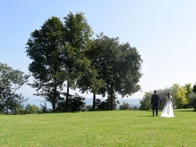 Il matrimonio di Andrea e Roberta a Lonato del Garda, Brescia 14