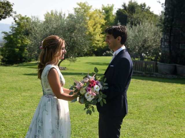 Il matrimonio di Andrea e Roberta a Lonato del Garda, Brescia 16