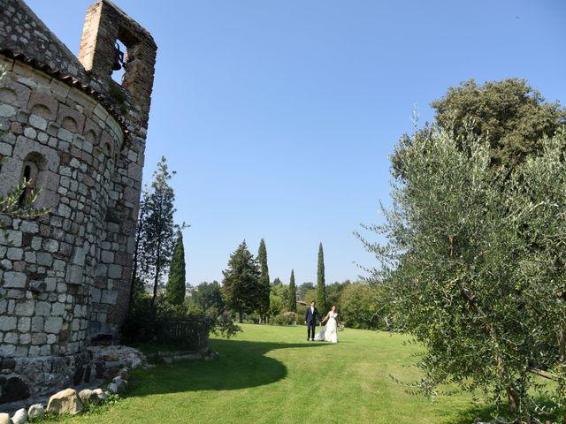 Il matrimonio di Andrea e Roberta a Lonato del Garda, Brescia 17