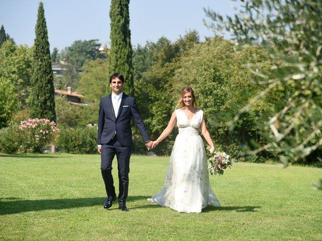 Il matrimonio di Andrea e Roberta a Lonato del Garda, Brescia 18