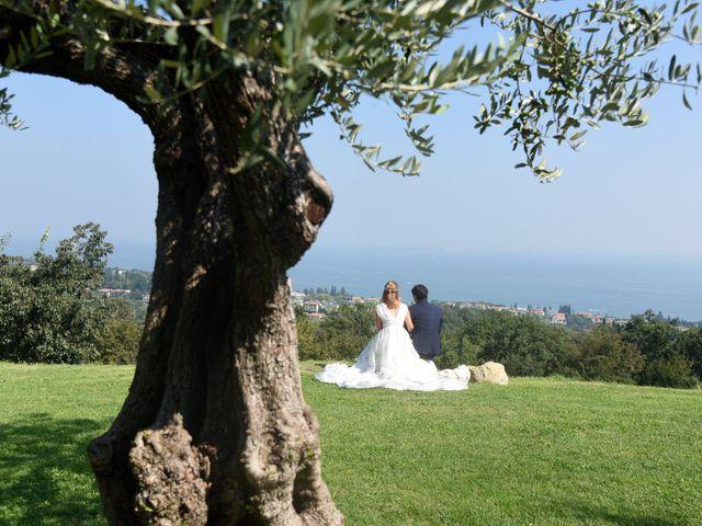 Il matrimonio di Andrea e Roberta a Lonato del Garda, Brescia 19
