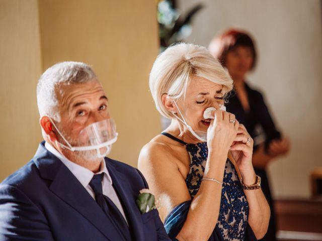 Il matrimonio di Elisa e Francesco a Potenza Picena, Macerata 18