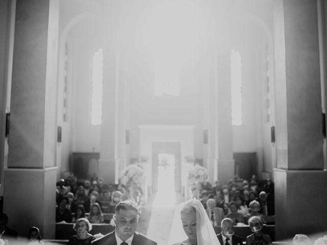 Il matrimonio di Elisa e Francesco a Potenza Picena, Macerata 19