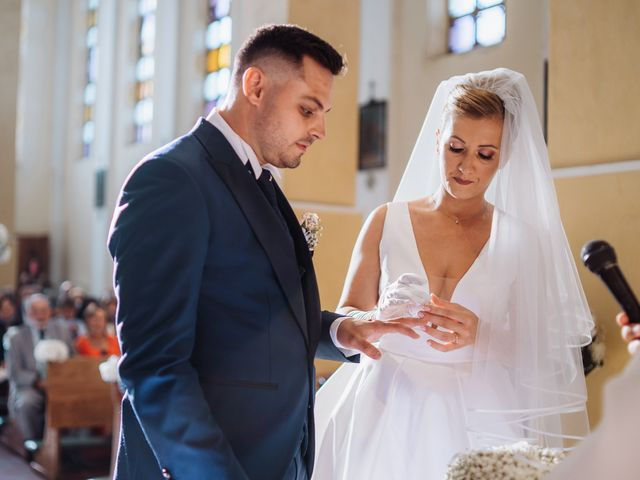 Il matrimonio di Elisa e Francesco a Potenza Picena, Macerata 22