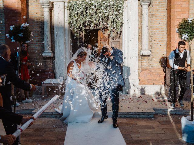 Il matrimonio di Elisa e Francesco a Potenza Picena, Macerata 24