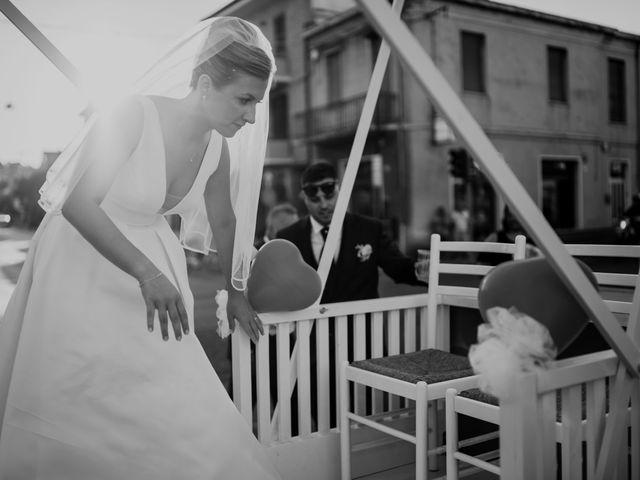 Il matrimonio di Elisa e Francesco a Potenza Picena, Macerata 30