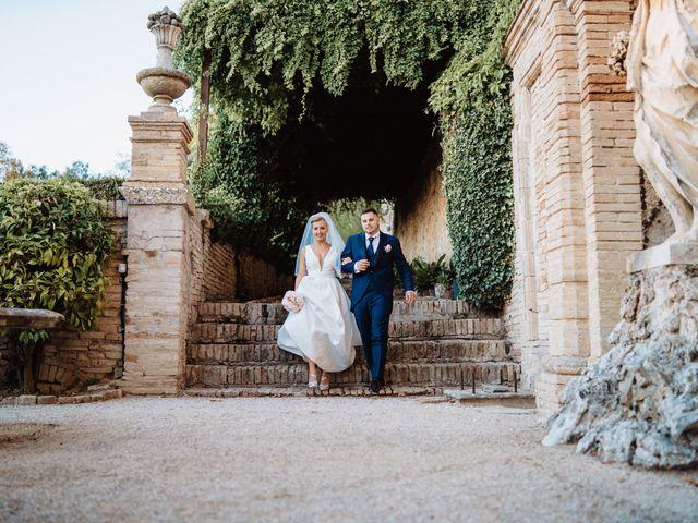 Il matrimonio di Elisa e Francesco a Potenza Picena, Macerata 32
