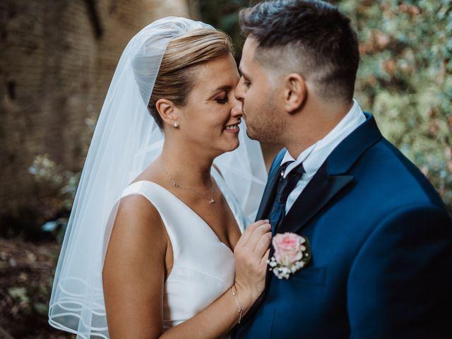 Il matrimonio di Elisa e Francesco a Potenza Picena, Macerata 33