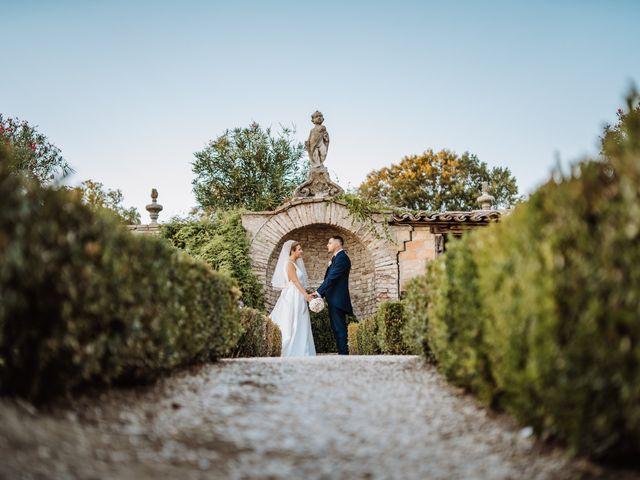 Il matrimonio di Elisa e Francesco a Potenza Picena, Macerata 34