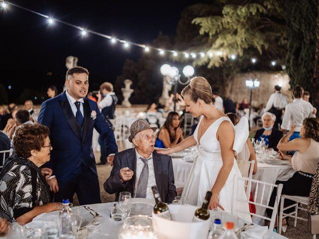 Il matrimonio di Elisa e Francesco a Potenza Picena, Macerata 38