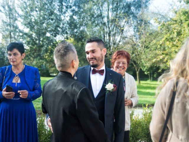 Il matrimonio di Mattia e Fitore a Bondeno, Ferrara 16