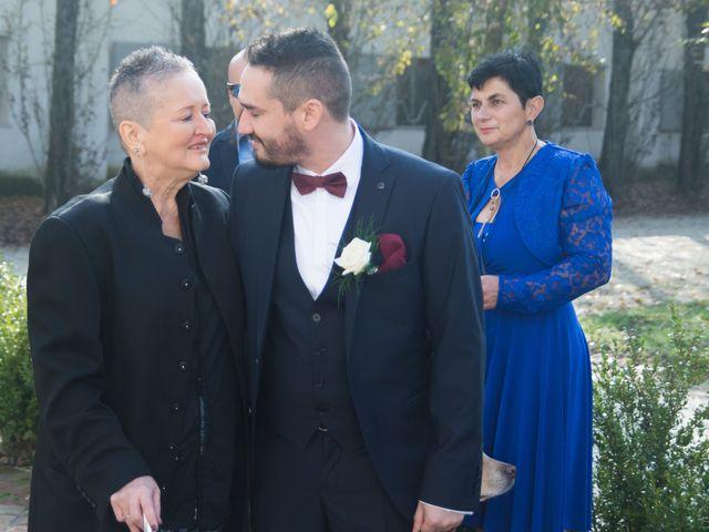 Il matrimonio di Mattia e Fitore a Bondeno, Ferrara 17