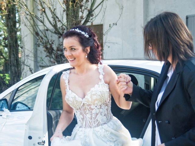 Il matrimonio di Mattia e Fitore a Bondeno, Ferrara 22