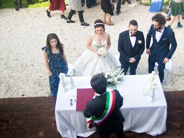 Il matrimonio di Mattia e Fitore a Bondeno, Ferrara 25