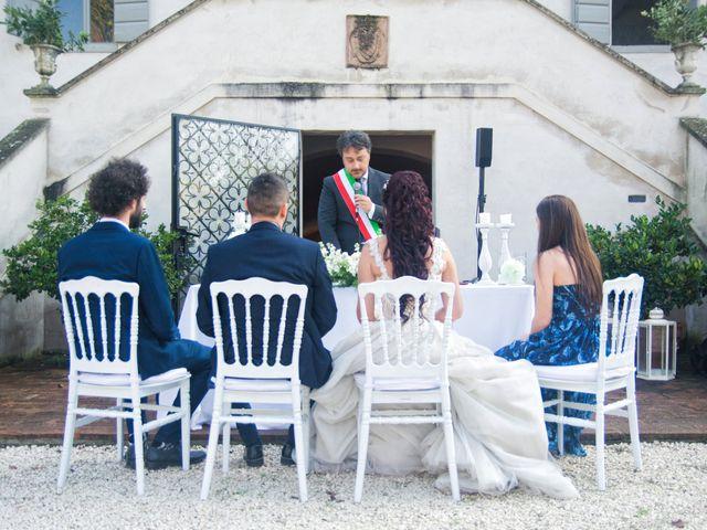 Il matrimonio di Mattia e Fitore a Bondeno, Ferrara 26