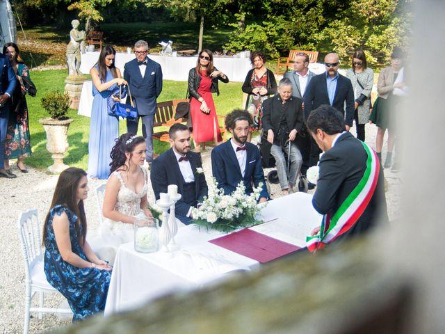 Il matrimonio di Mattia e Fitore a Bondeno, Ferrara 27