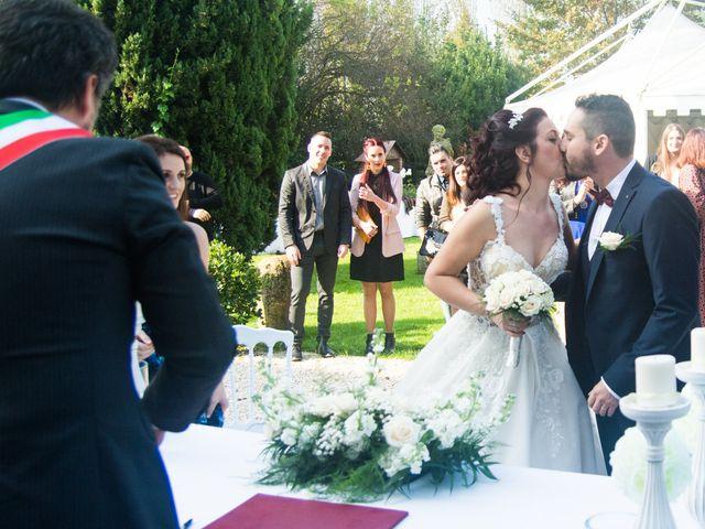 Il matrimonio di Mattia e Fitore a Bondeno, Ferrara 28