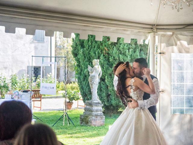Il matrimonio di Mattia e Fitore a Bondeno, Ferrara 41