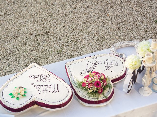 Il matrimonio di Mattia e Fitore a Bondeno, Ferrara 42