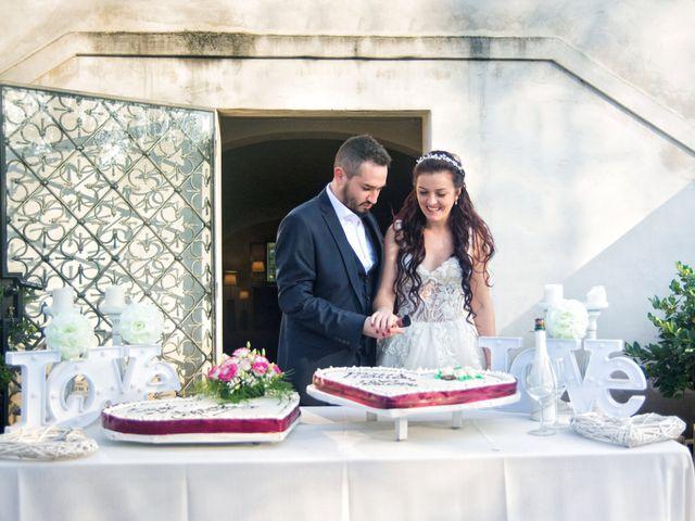 Il matrimonio di Mattia e Fitore a Bondeno, Ferrara 43